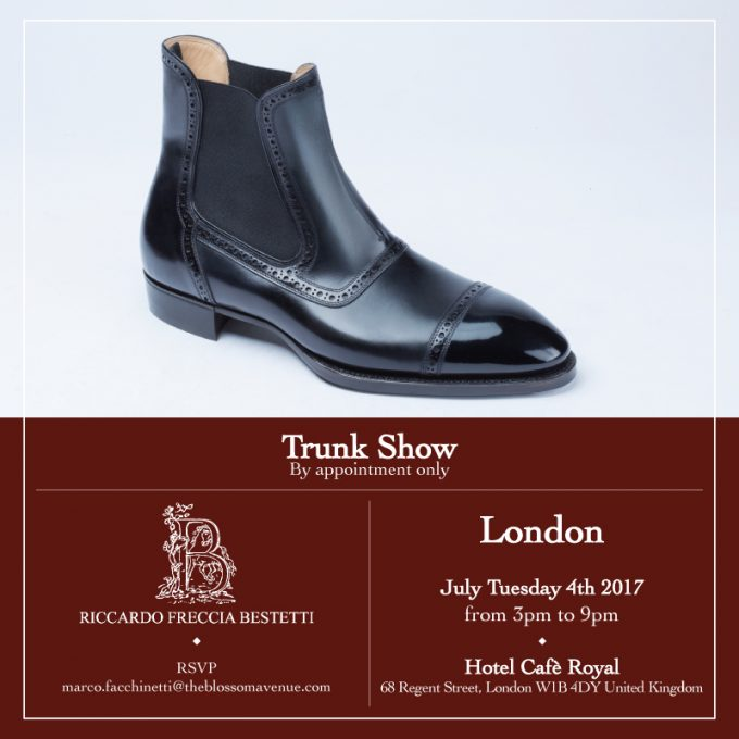 Trunk Show_London_4thJuly17